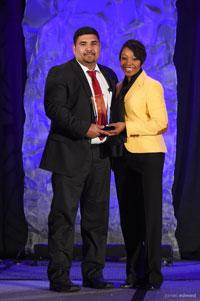 Detective of the Year: Detective Noe Camacho