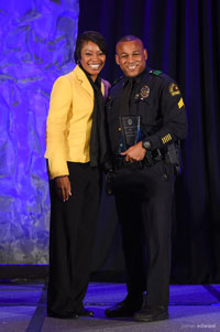 Marvin R. Bullard Supervisor of the Year: Sergeant Ivan Hunter
